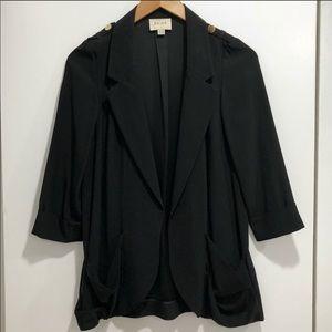 REISS Black Jacket. Small